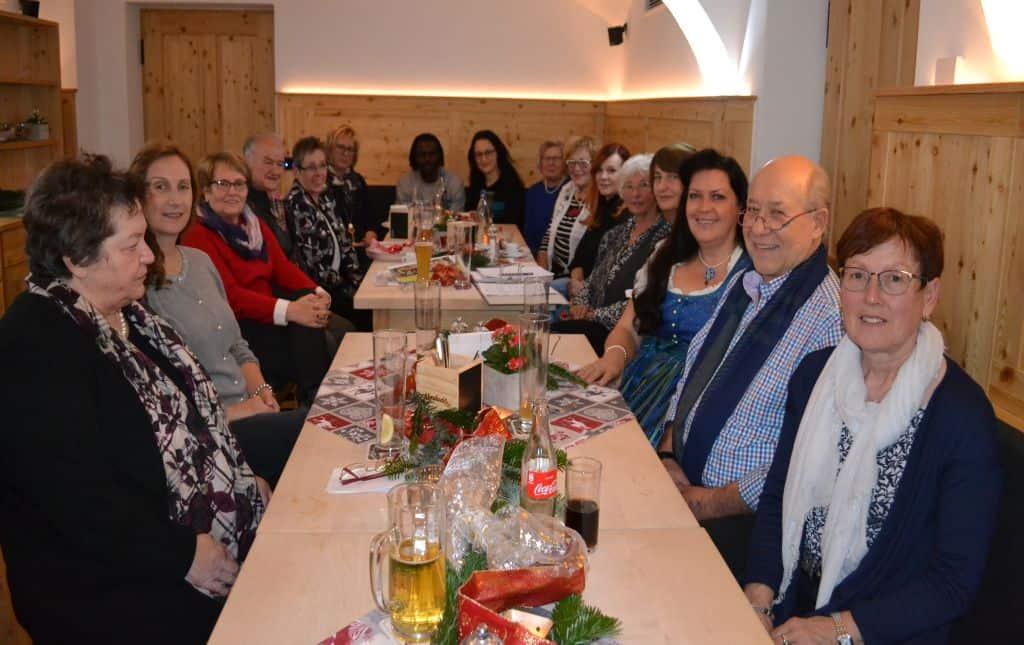 Die Frauenliste – ein rühriger Verein