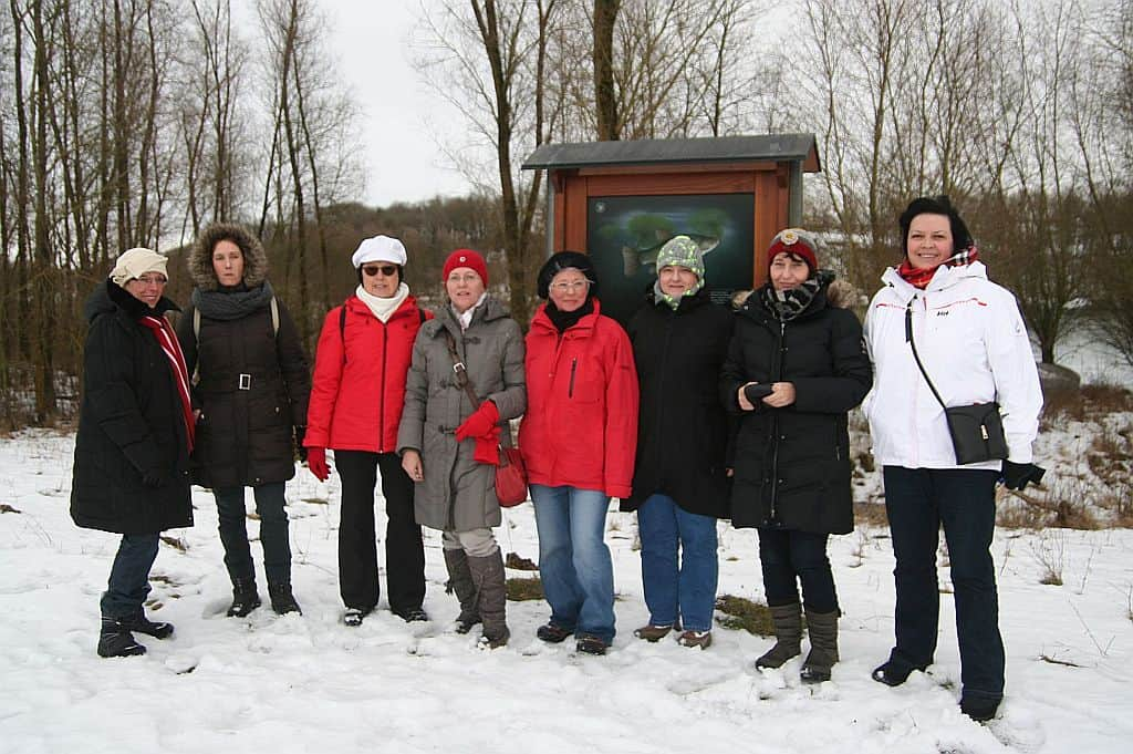 Winterwanderung der Frauenliste