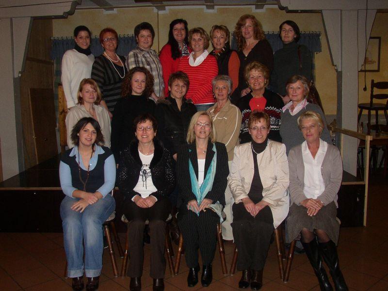Aufstellungsversammlung der Frauenliste für Gemeinderat