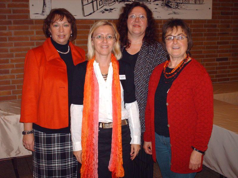 Bundestreffen der Frauenlisten in Dielheim