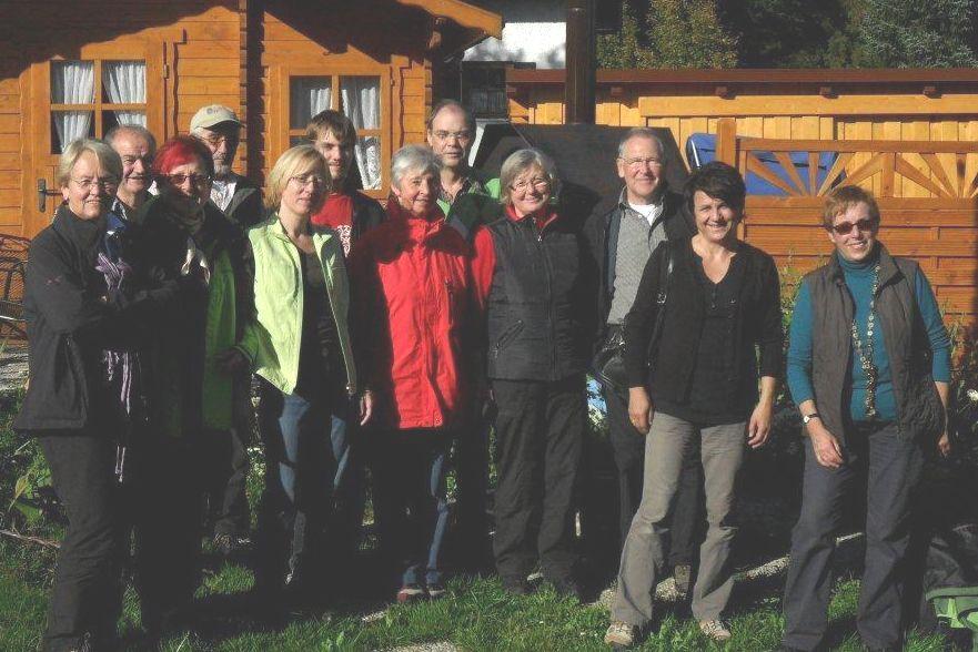Read more about the article Herbstwanderung bei herlichen Sonnenschein