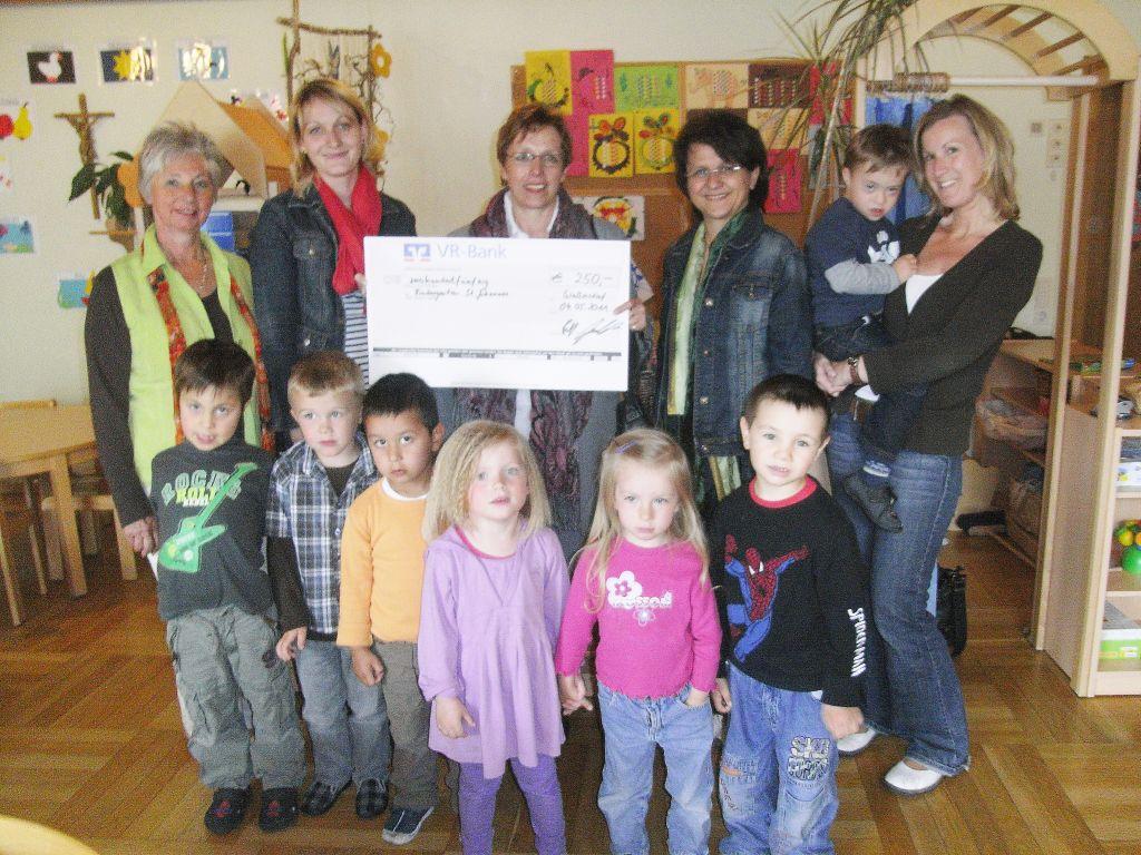 Read more about the article Turnmatten für den Kindergarten St. Johannes